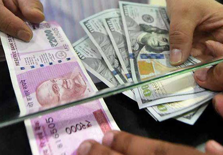 Indian rupee weakens against US dollar: rate fell to 68.71