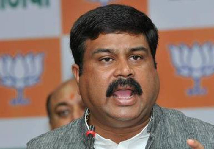 No plan to completely ban petrol, diesel vehicles: Dharmendra Pradhan