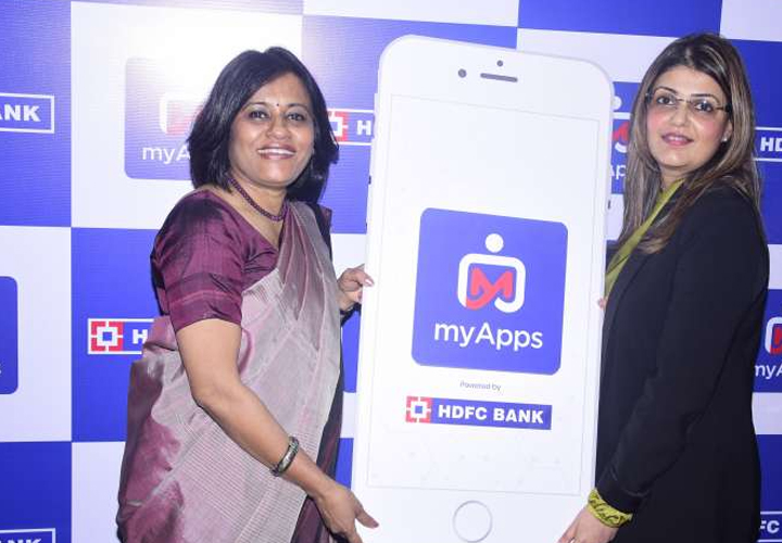Boost to Digital India! HDFC Bank myApps launched; set to benefit housing societies, clubs to gymkhanas