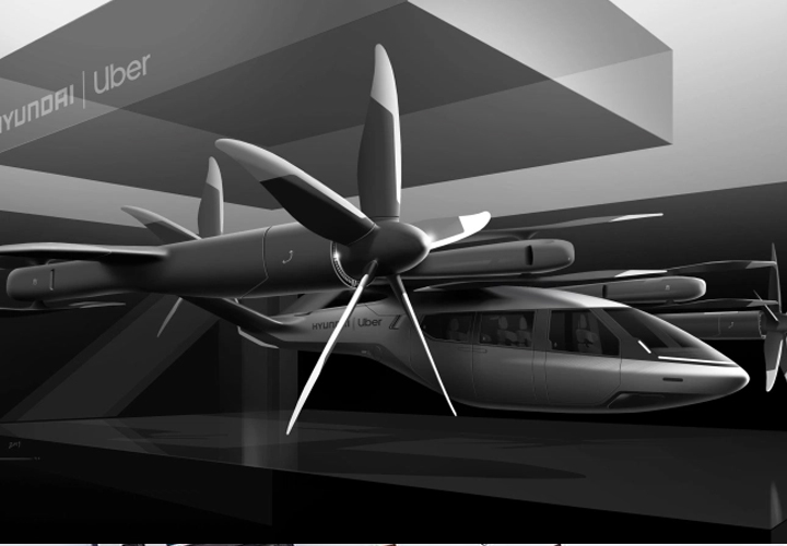 Hyundai, Uber join hands to develop electric air taxis