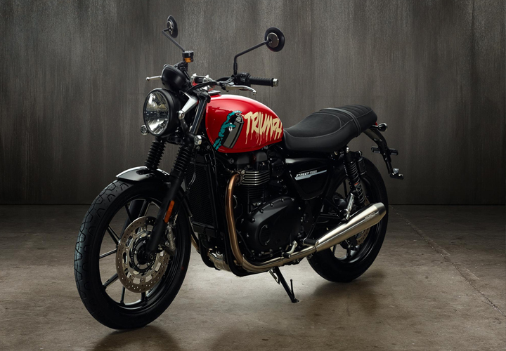 Triumph postpones price hike of BS-VI range till July
