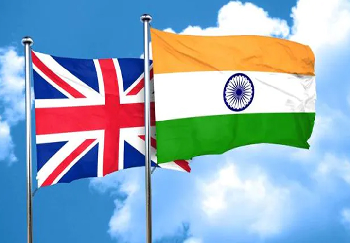 UK PM announces new £1 bn trade deal with India