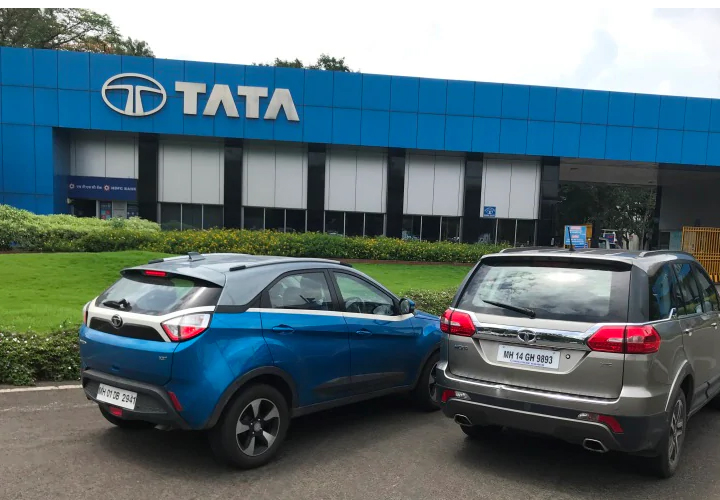 Tata Motors brushes aside poor September sales, rises 5%