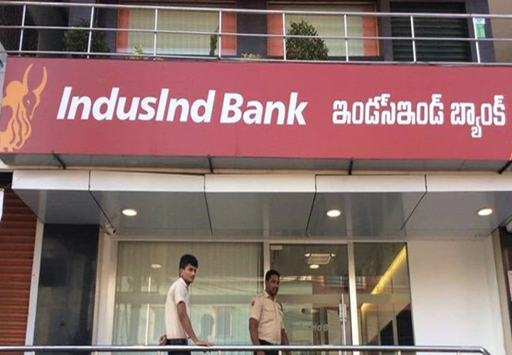 IndusInd Bank gains as business operations improve in March quarter