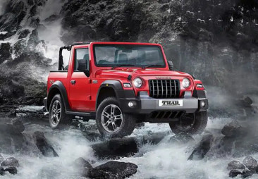 First-ever 2020 Mahindra Thar auction for charity