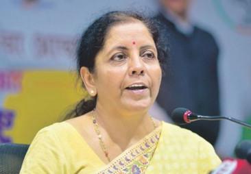Public sector banks have enough cash: Sitharaman