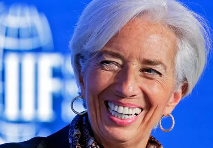 Christine Lagarde nominated as president of European Central Ban