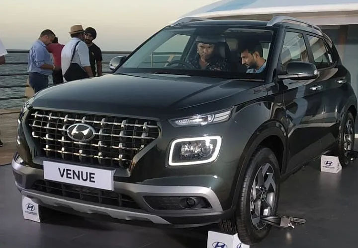 Hyundai launches Venue tagged upwards of Rs 6.5 lakh