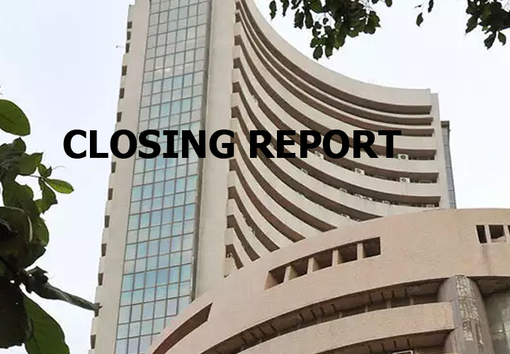 Closing Bell: Sensex, Nifty end marginally higher ahead of Union Budget