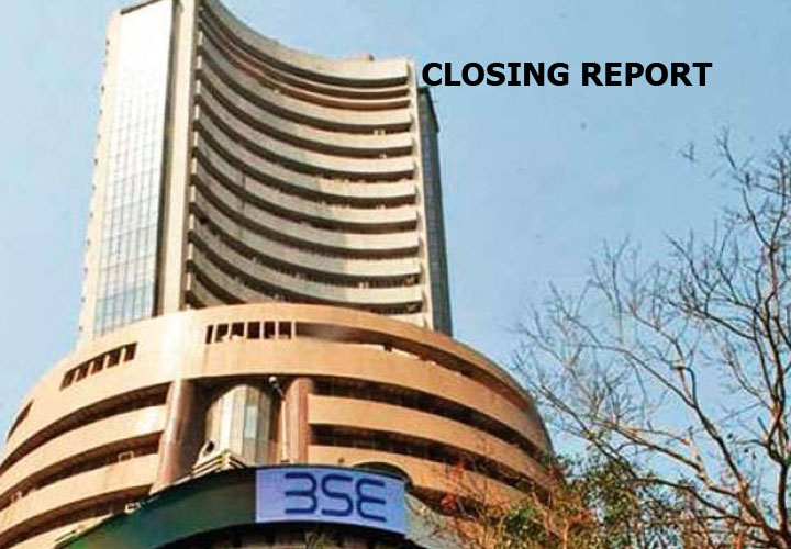 Sensex was up 185.51 points at 40,469.70