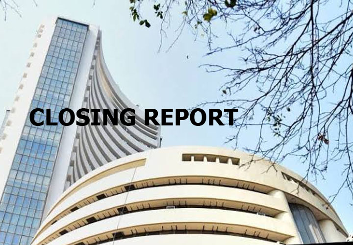 Sensex ended 37.67 points higher at 39058.06