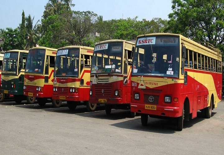 bus on demand system by ksrtc
