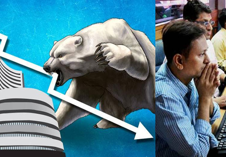 Investors lost Rs 5.86 lakh crore in five days