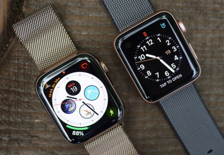 discussion about apple smart watch 5