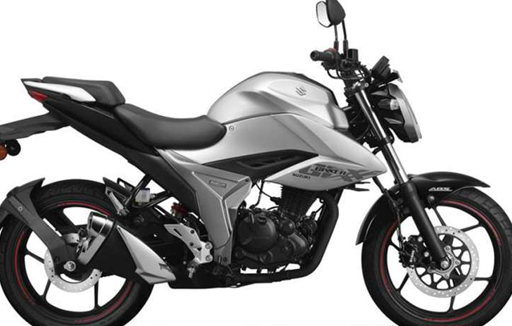 gixxer suzuki bike new model 2019 in India