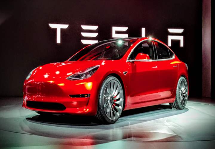 Tesla's production of electric vehicle reaches 1 million