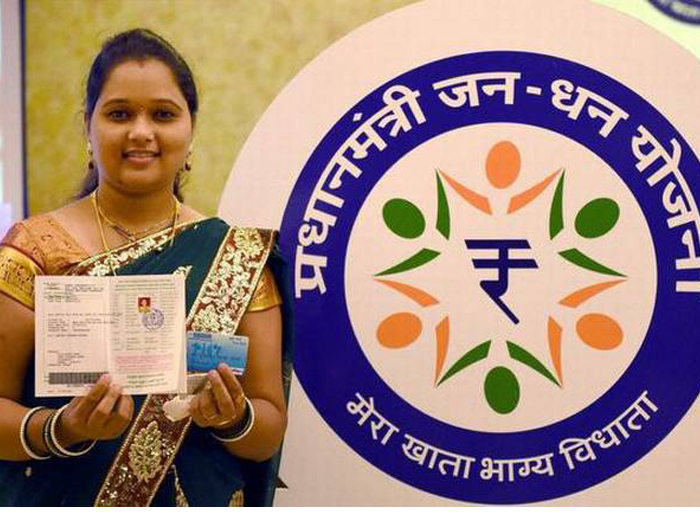 Deposits in Jan Dhan accounts set to cross Rs 90,000 crore