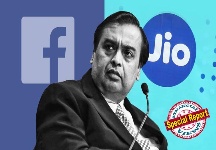 jio facebook partnership