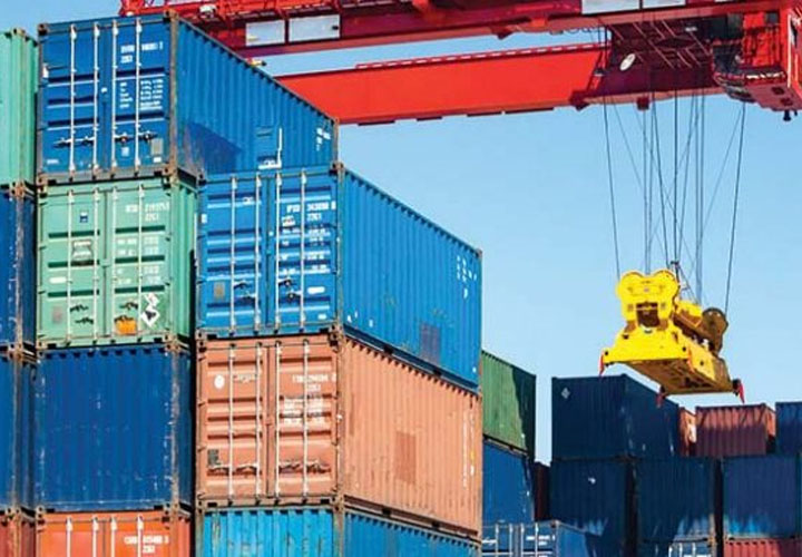 Exports up 3.93% in May; trade deficit widens to $15.36 bn