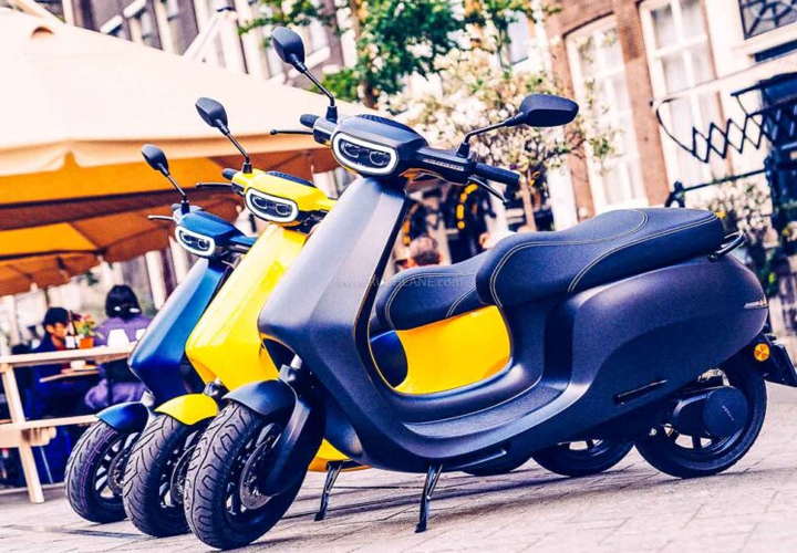 Ola Electric Scooter India Launch Likely By January 2021  Copyright (C) 'RUSH LANE'