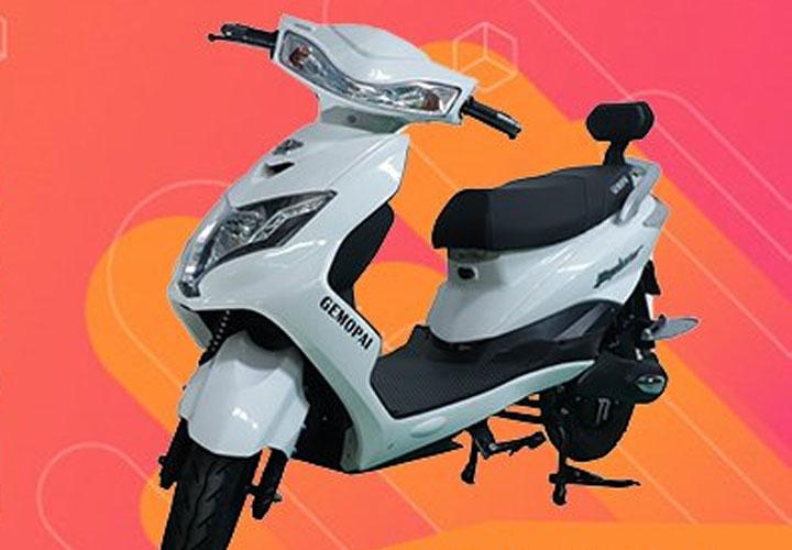 Gemopai the latest electric scooter