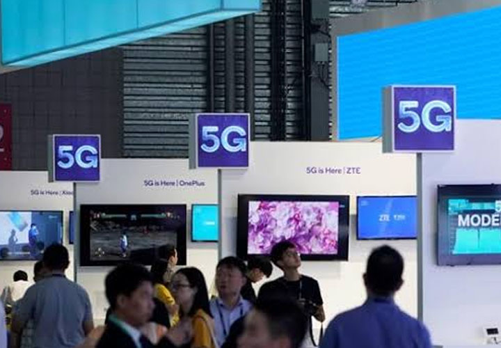 China Rolls Out World's Largest 5G Mobile Phone Network